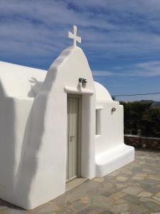 Yakinthos Residence, Apartmánové hotely  Panormos Mykonos - big - 24