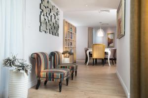 Herods Dead Sea – A Premium Collection by Fattal Hotels, Szállodák  Neve Zohar - big - 11