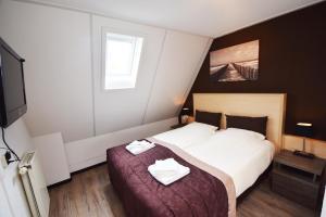 Hotel Noordzee, Hotel  Domburg - big - 10