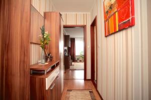 5805 Privatapartment Best City, Alloggi in famiglia  Hannover - big - 6