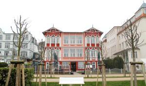 Promenadenhotel Kaiser Wilhelm, Отели  Банзин - big - 34