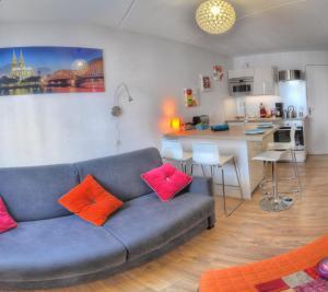 . Studio Chambéry Centre - La Loge des Voyageurs