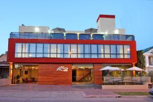 Hotel Rio, Отели  Вилья-Карлос-Пас - big - 1