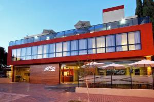 Hotel Rio, Отели  Вилья-Карлос-Пас - big - 48