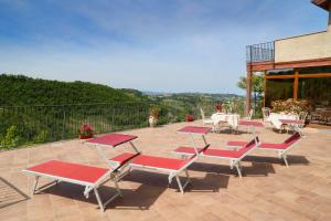 Colleverde Country House, Hotels  Urbino - big - 114