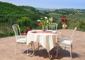 Colleverde Country House, Hotels  Urbino - big - 137