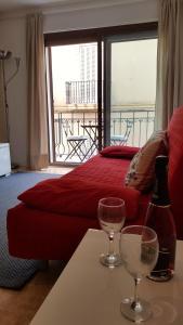 Estrella Primero De Mayo, Appartamenti  Sitges - big - 14