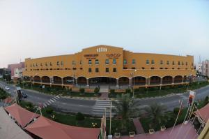 The Convention Center & Royal Suites Hotel
