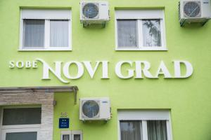 Sobe Novi grad, Гостевые дома  Осиек - big - 1
