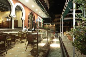 Hotel Casablanca, Hotel  Almuñécar - big - 22