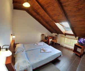 Villa Alessia, Hotels  Skhidnitsa - big - 28