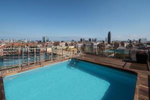 Catalonia Atenas, Отели  Барселона - big - 59
