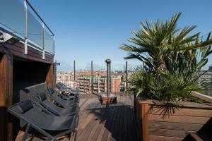 Catalonia Atenas, Отели  Барселона - big - 58