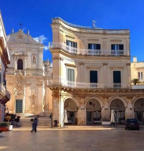 Ai Due Archi, Guest houses  Martina Franca - big - 26