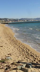 Cannes Terrace Beach Front & Sea view, Apartments  Cannes - big - 127
