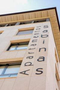 Apartamentos Sabinas El Pilar, Apartmány  Zaragoza - big - 42