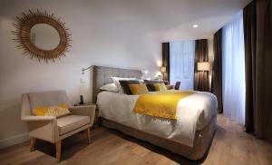 Petit Hôtel Confidentiel, Отели  Шамбери - big - 143