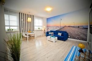 Apartament Marynarski de Lux Sopocki Parkur Komplex