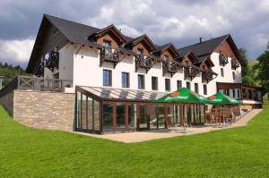 Albergues - Wellness Hotel Kempa