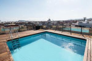 Catalonia Atenas, Отели  Барселона - big - 60