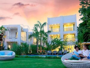Verano Beach Villa - Puk Tian