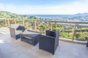 2BR appartment with Breathtaking seaview