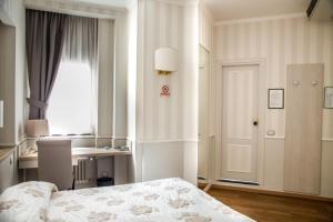 Hotel Flora, Отели  Милан - big - 44