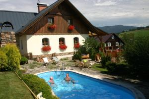 B&B Na Kope?ku - Accommodation - Rokytnice Nad Jizerou