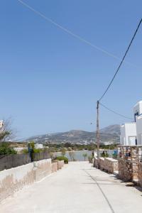 Claire Antiparos Greece