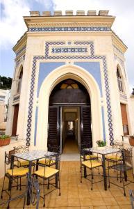 Villa Helios, Szállodák  Capri - big - 53