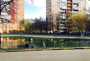 FortEstate Leninskiy Prospekt, 79 Bldg. 2, Ferienwohnungen  Moskau - big - 15