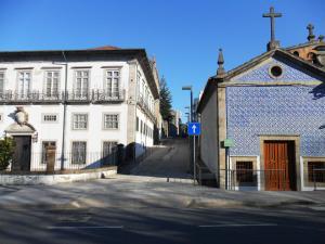 bnapartments Palacio, Ferienwohnungen  Porto - big - 36