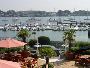 Location gîte, chambres d'hotes Le Petit Hôtel des Hortensias dans le département Morbihan 56