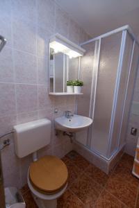 Apartments Casa Mia, Апартаменты  Драмаль - big - 17