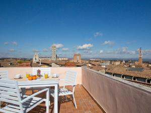 Interno 5-highest terrace of Siena - AbcAlberghi.com