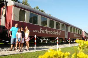 Ferienbahnhof Reichenbach - Dahn