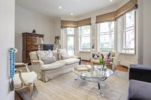 onefinestay - South Kensington private homes III, Апартаменты  Лондон - big - 157