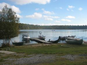 Ollilan Lomamajat, Holiday homes  Kuusamo - big - 17