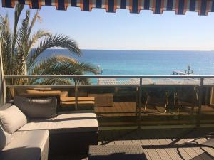 Apart-a-Nice : A Breathtaking View on the Sea - Apartment - Nice