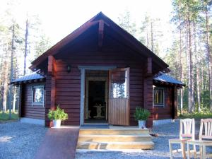 Ollilan Lomamajat, Dovolenkové domy  Kuusamo - big - 159