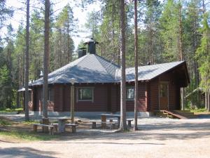 Ollilan Lomamajat, Holiday homes  Kuusamo - big - 149