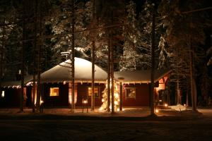 Ollilan Lomamajat, Holiday homes  Kuusamo - big - 148