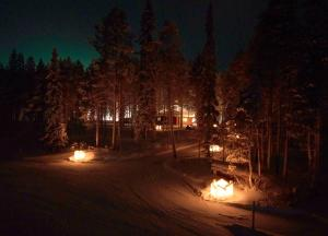Ollilan Lomamajat, Holiday homes  Kuusamo - big - 147