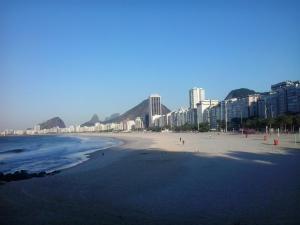 Apartamento Salú Copa Posto 2 - Río de Janeiro
