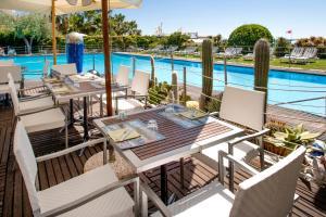 Grand Hotel Diana Majestic, Отели  Диано-Марина - big - 88