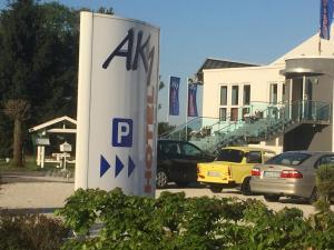 AK 1 Hotel - Blesewitz
