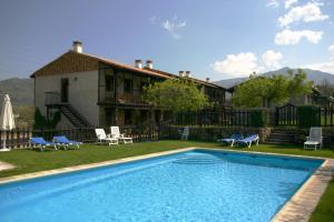Apartamentos Rurales El Canchal de la Gallina - إرفاس