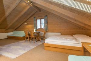 Ferienhaus Alp Chalet, Dovolenkové domy  Kochel am See - big - 39