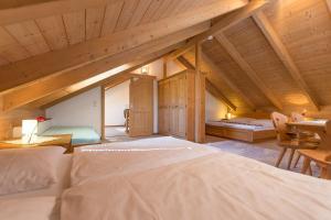 Ferienhaus Alp Chalet, Dovolenkové domy  Kochel am See - big - 36