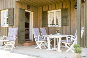 Ferienhaus Alp Chalet, Dovolenkové domy  Kochel am See - big - 23